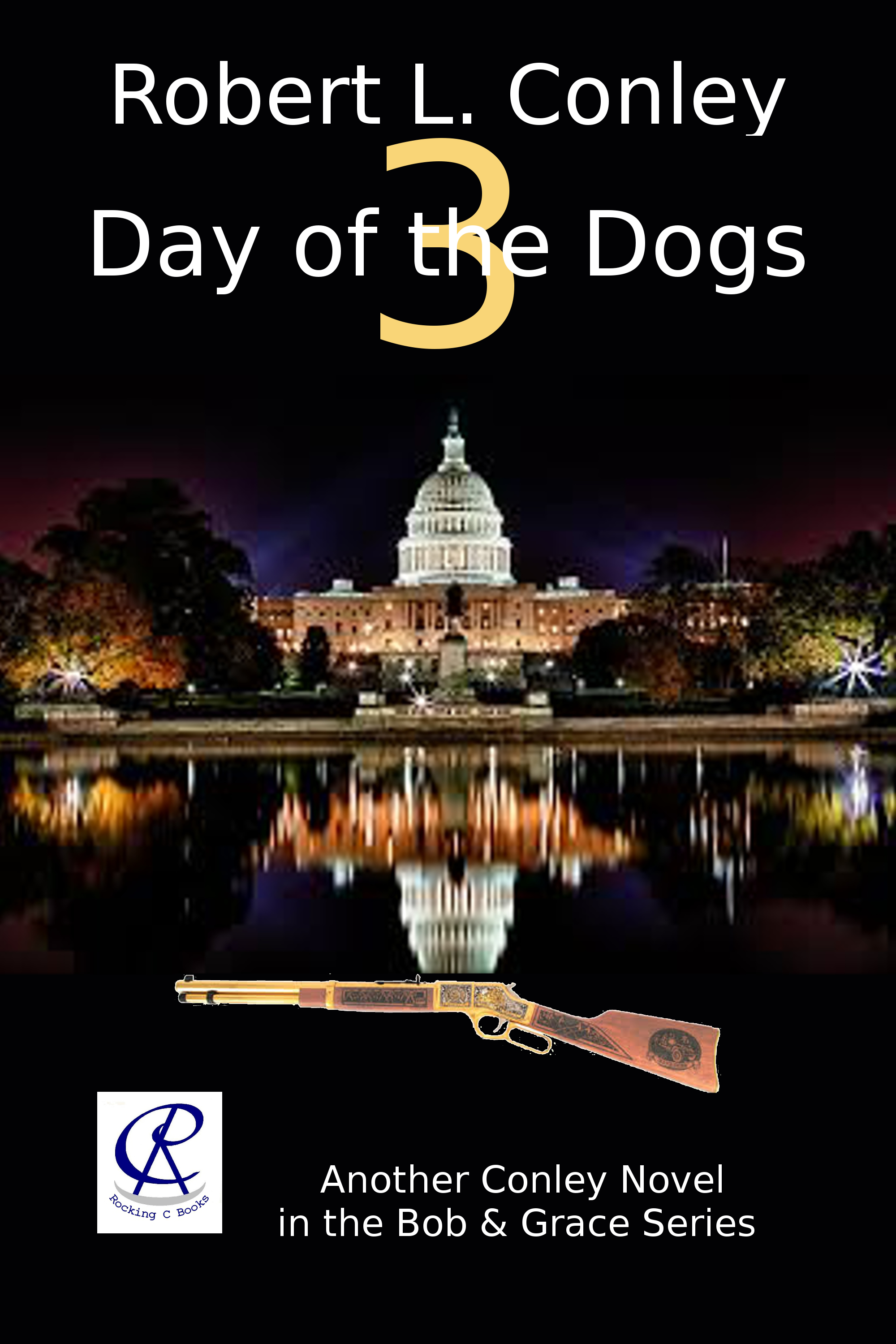 Day of the Dogs 3 - Front Cover