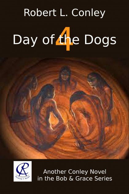 Day of the Dogs 4 Front Cover